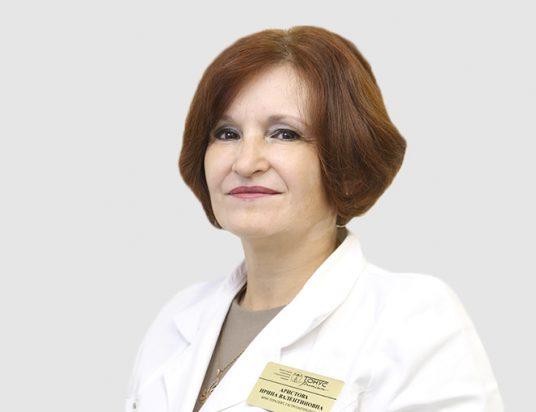 Аристова Ирина Валентиновна