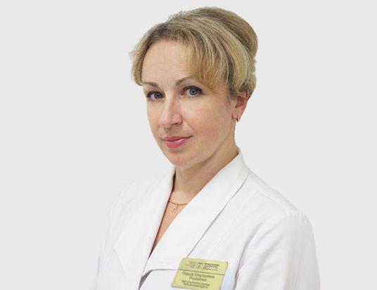 Гордеева Ольга Сергеевна