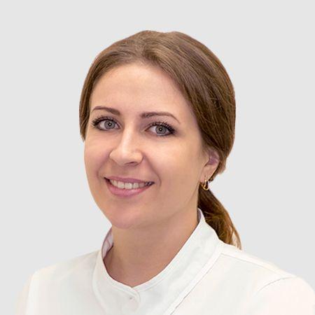 Вахрамова Антонина Олеговна