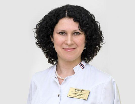Дегтерева Елена Михайловна