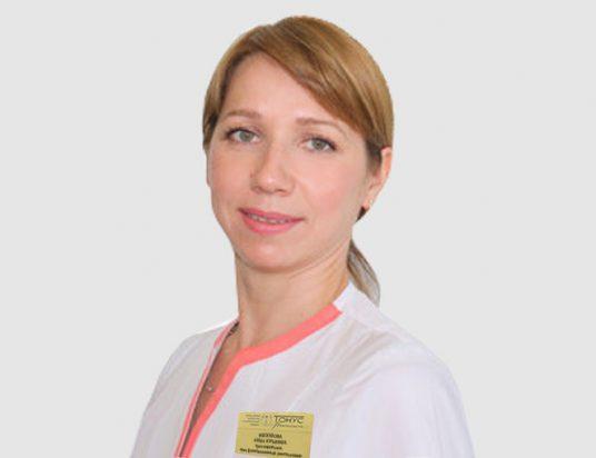 Филонова Анна Юрьевна